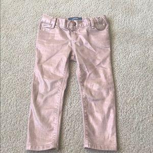Toddler—Old navy skinny jeans, adjustable waist